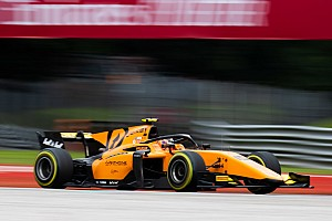 F2, Monza: Aitken si prende la Sprint Race nel ricordo di Hubert