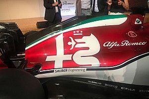 Alfa Romeo: una livrea tricolore per celebrare Monza