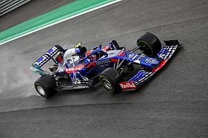Тост: Гасли как будто не уходил из Toro Rosso