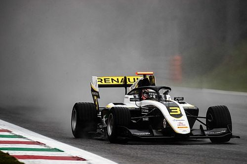 Monza F3: Lundgaard tops red-flagged qualifying