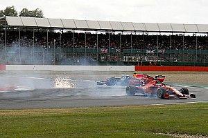 Andai tak tertabrak, Verstappen bisa finis kedua