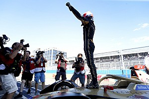 ニューヨークePrixレース2:ベルニュ史上初のFE連覇。フラインスが2勝目