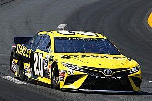 Erik Jones tops second Cup practice; Byron and Larson wreck