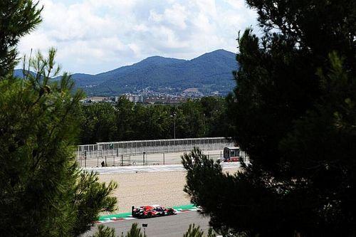 Memo Rojas sale desde la pole en Barcelona