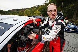 Latvala eyes five-round Toyota deal for 2020