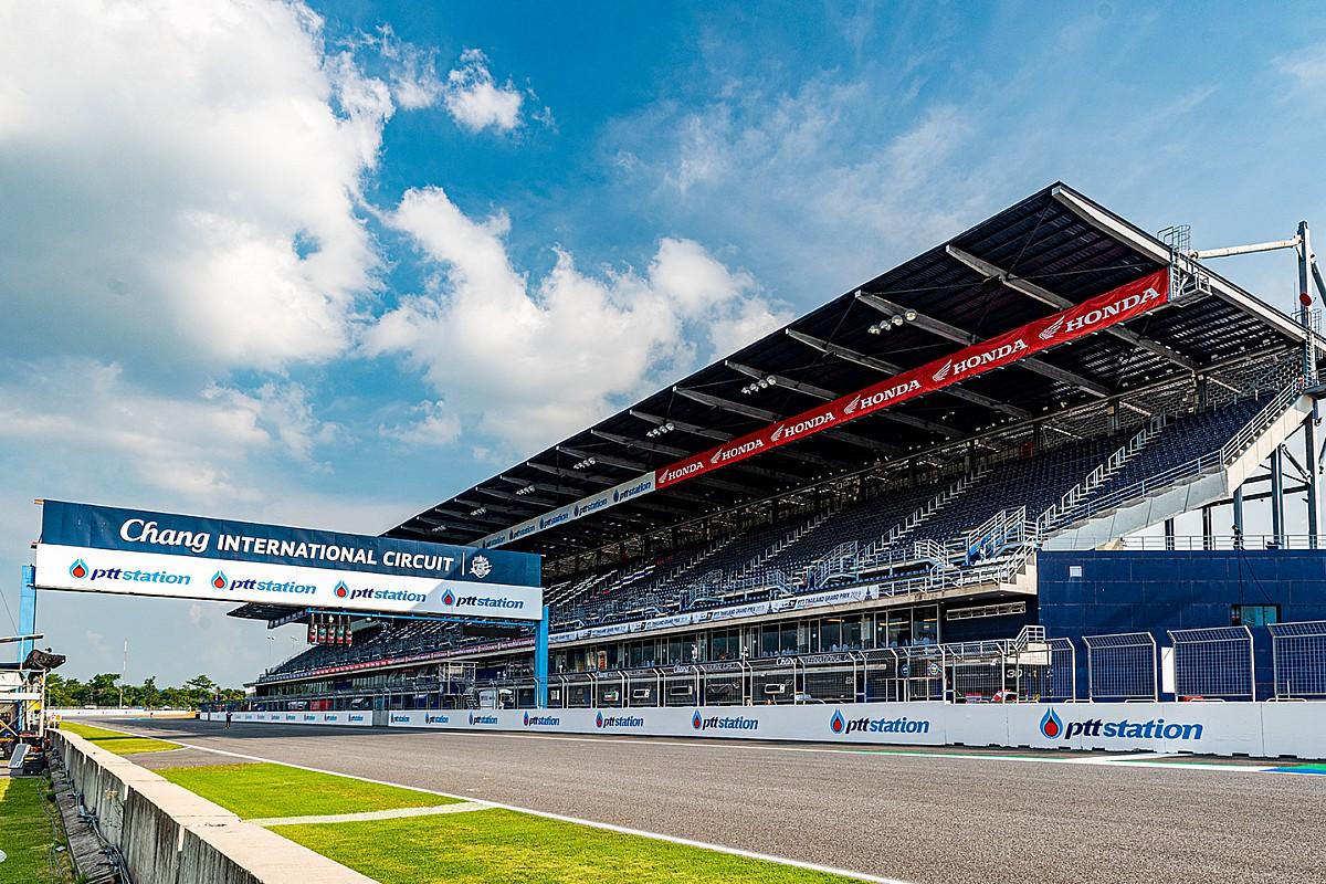 Ufficiale: MotoGP in Thailandia il 4 ottobre, anticipata Aragon
