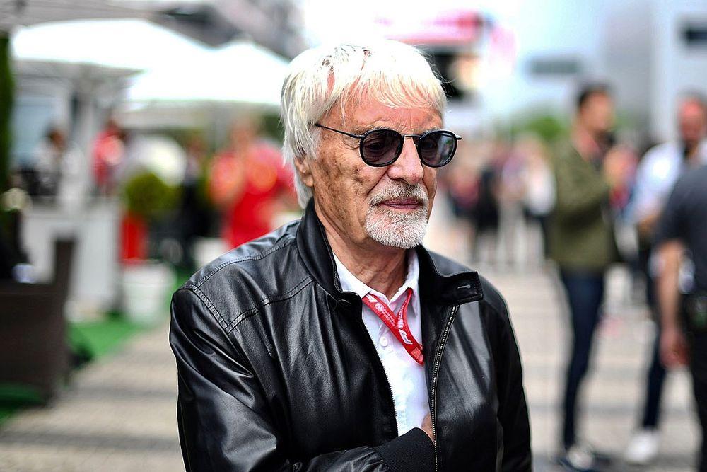 إكليستون كان سيعمد إلى إلغاء الموسم الحالي من الفورمولا واحد