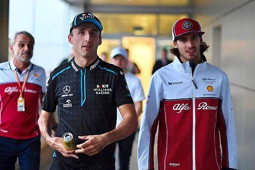 Kubica será piloto reserva de Alfa Romeo en 2020
