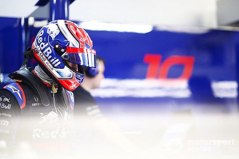 Gasly meglepetésre készül Japánban, és beárulta Vettelt