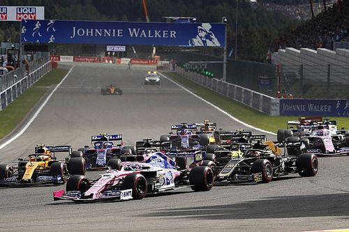 Spa gets green light for closed doors Belgian Grand Prix