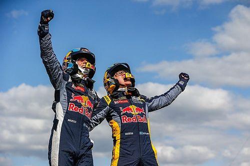 Team Hansen zostaje w World RX