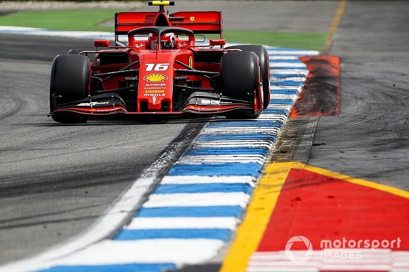 Ferrari до сих пор не разобралась с поломкой мотора Леклера в Германии
