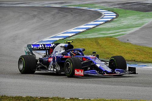 Toro Rosso: Albon nagyon magas szintre jutott el fél év alatt
