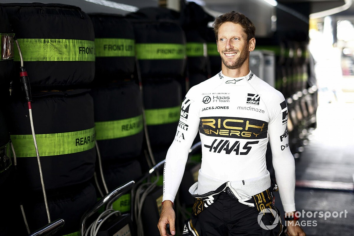 """Grosjean: """"Formula E, WEC ve DTM ile ilgileniyorum"""""""