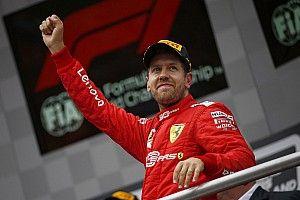 Vettel: Mindent megteszünk a célunk eléréséért