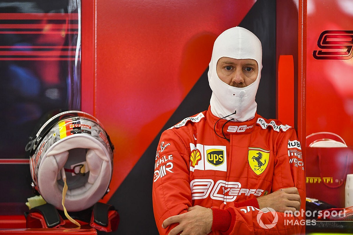 """Vettel: """"Il nostro margine non è quello corretto"""""""