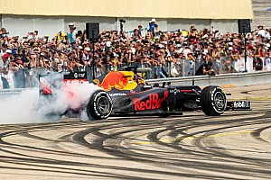 Ein actionreicher Red Bull Race Day in Grenchen!