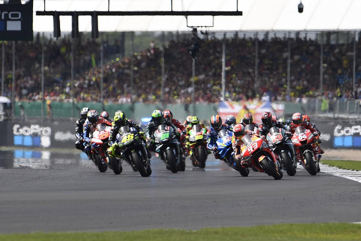 MotoGP unveils draft calendar for 2020