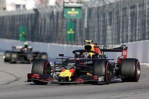 Марко похвалил Элбона по итогам четырех гонок в Red Bull