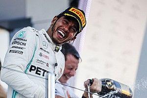 Hamilton bate un nuevo récord de Schumacher y otras estadísticas de Rusia