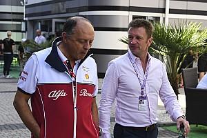 "Vasseur: ""Formula 1'i zor günler bekliyor"""