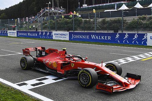 Brundle: Leclerc nieuwe Ferrari-leider, Verstappen was ongeduldig