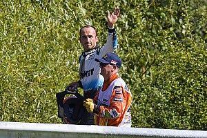 Кубица оценил отставание Williams в Спа в 20-30 км/ч