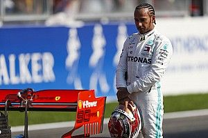 """Ferrari ne peut qu'être """"heureux"""" de voir Hamilton disponible en 2021"""