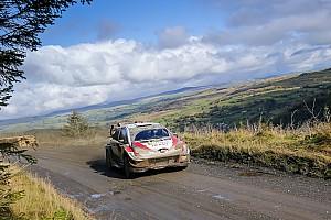 WRC Groot-Britannië: Tanak aan de leiding voor Neuville