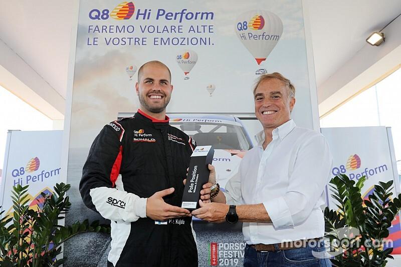 """Carrera Cup Italia al Porsche Festival, l'occasione degli """"altri"""" in gara 1"""