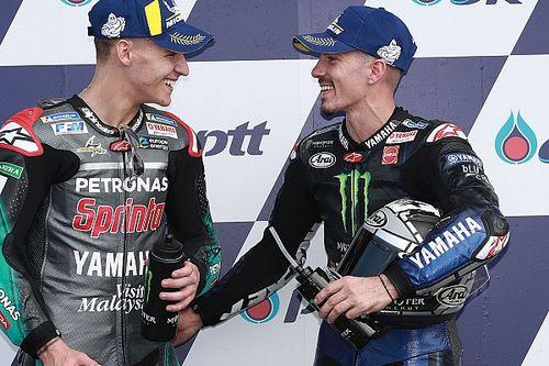 """Viñales: """"Con la scia posso seguire Marquez in gara"""""""