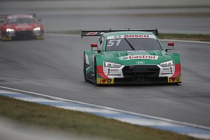 Hockenheim DTM: Muller on pole after Rockenfeller penalty