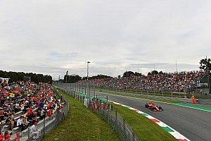 Limites de la piste: des capteurs dans la Parabolica à Monza?