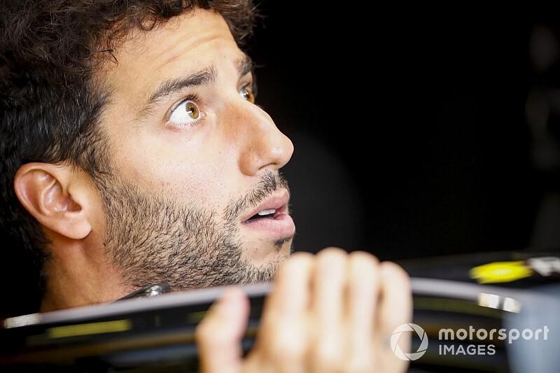 Ricciardo nie zdecydował czy zostanie w Renault