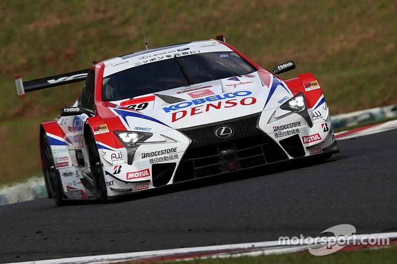 Autopolis Super GT: Kovalainen, Nakayama win wet/dry race