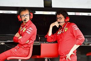 "Ferrari : Sainz aux tests jeunes pilotes, une question de ""bon sens"""