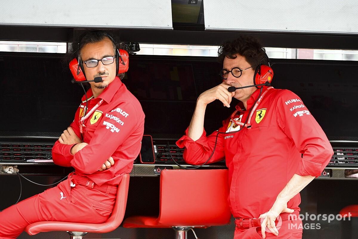 """Ferrari : Sainz aux tests jeunes pilotes, une question de """"bon sens"""""""