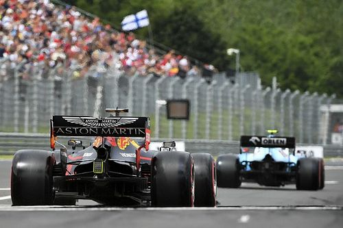 Ergebnis: Formel 1 Ungarn 2019, Qualifying