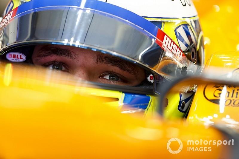 """Debutant Norris voelt de druk: """"Omvang van F1-team is immens"""""""