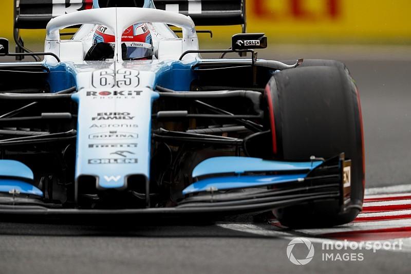 """Wolff: """"Nog te vroeg om Russell in Mercedes te zetten"""""""