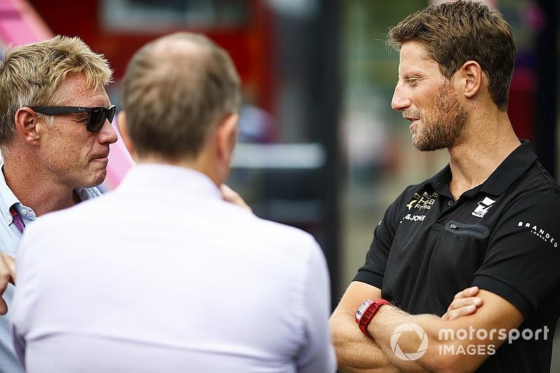 Grosjean bízik benne, hogy maradhat a Haasnál