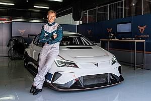 Mattias Ekström correrà con la Cupra nell'ETCR