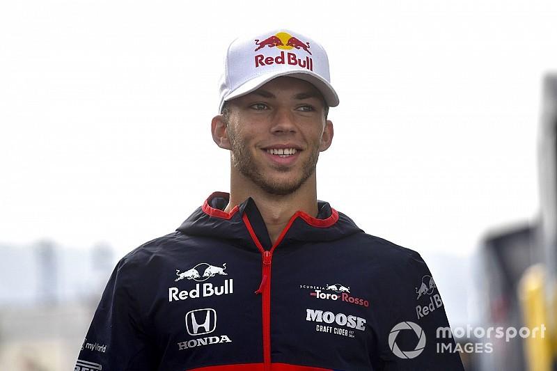 """Ricciardo vindt Gasly-degradatie terecht: """"Ze moesten iets doen"""""""