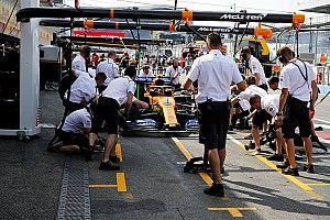 Norris cree que McLaren aún debe dar un paso más arreglando su punto débil
