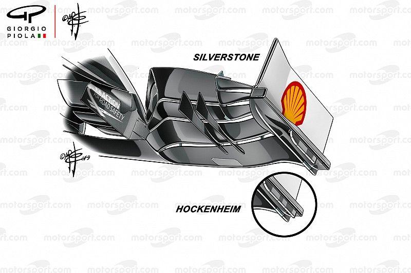 Технический брифинг: переднее крыло Alfa Romeo C38