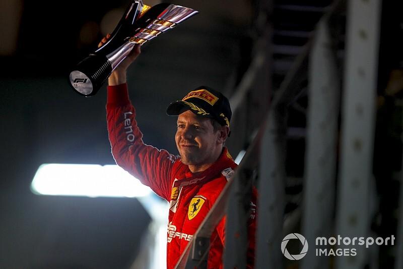 """Formel 1 Singapur 2019: """"Undercut"""" beschert Vettel den Sieg!"""