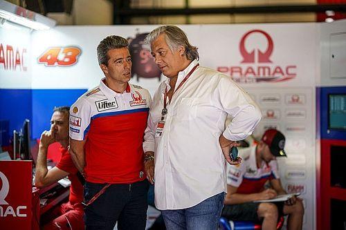 """Guidotti exklusiv: """"Pramac hat nie mit Lorenzo gesprochen"""""""
