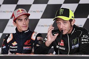 Rossi szerint Marquez megint közel került a tökéleteshez