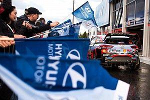 Hyundai podał skład na Rajd Niemiec