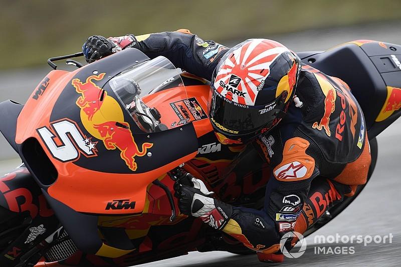 Зарко: Работаю над поиском новой команды в MotoGP